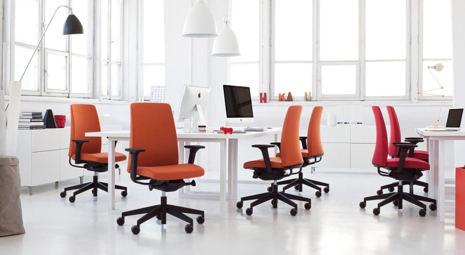MOTTO ergonomisks vadītāja, biroja un apmeklētāju krēsls