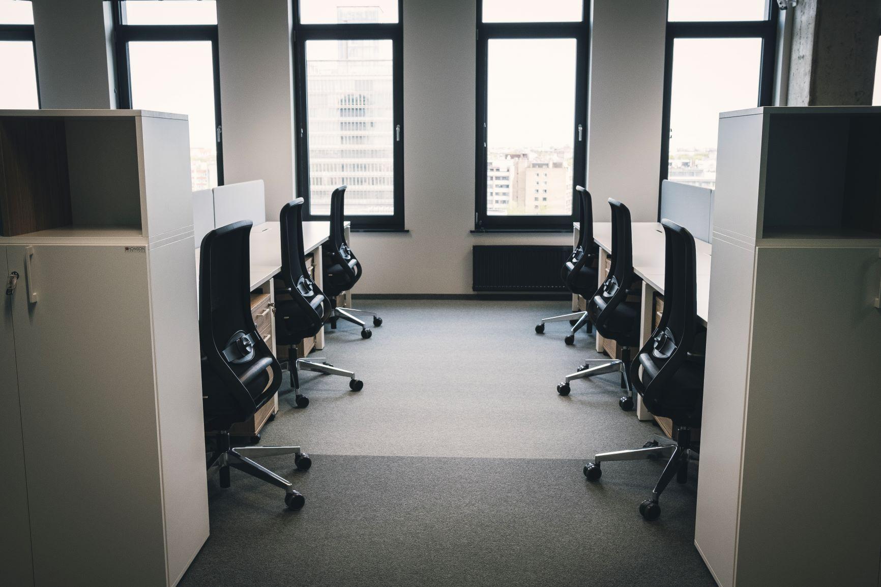 Darba vietas Rīgas birojā