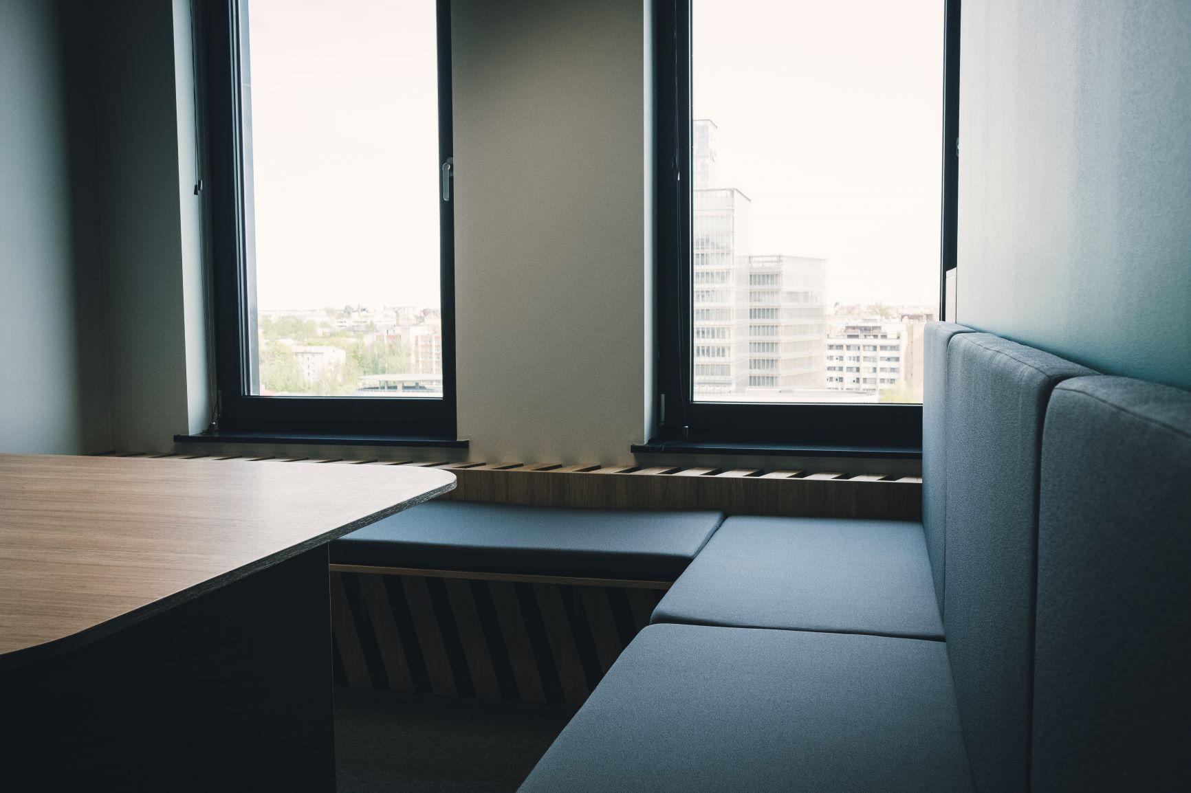 Atpūtas zona birojā