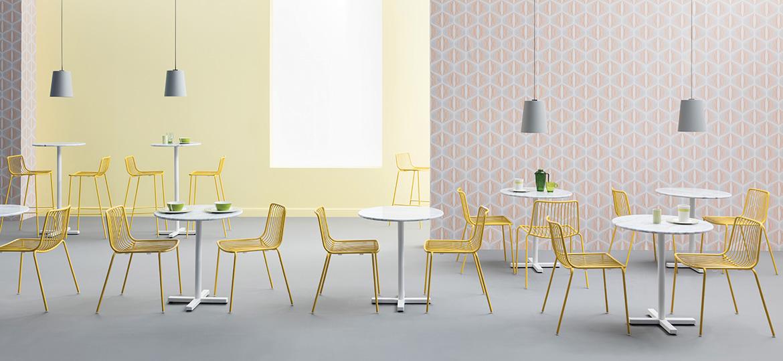 Nolita itāļu dārza krēsls un galds