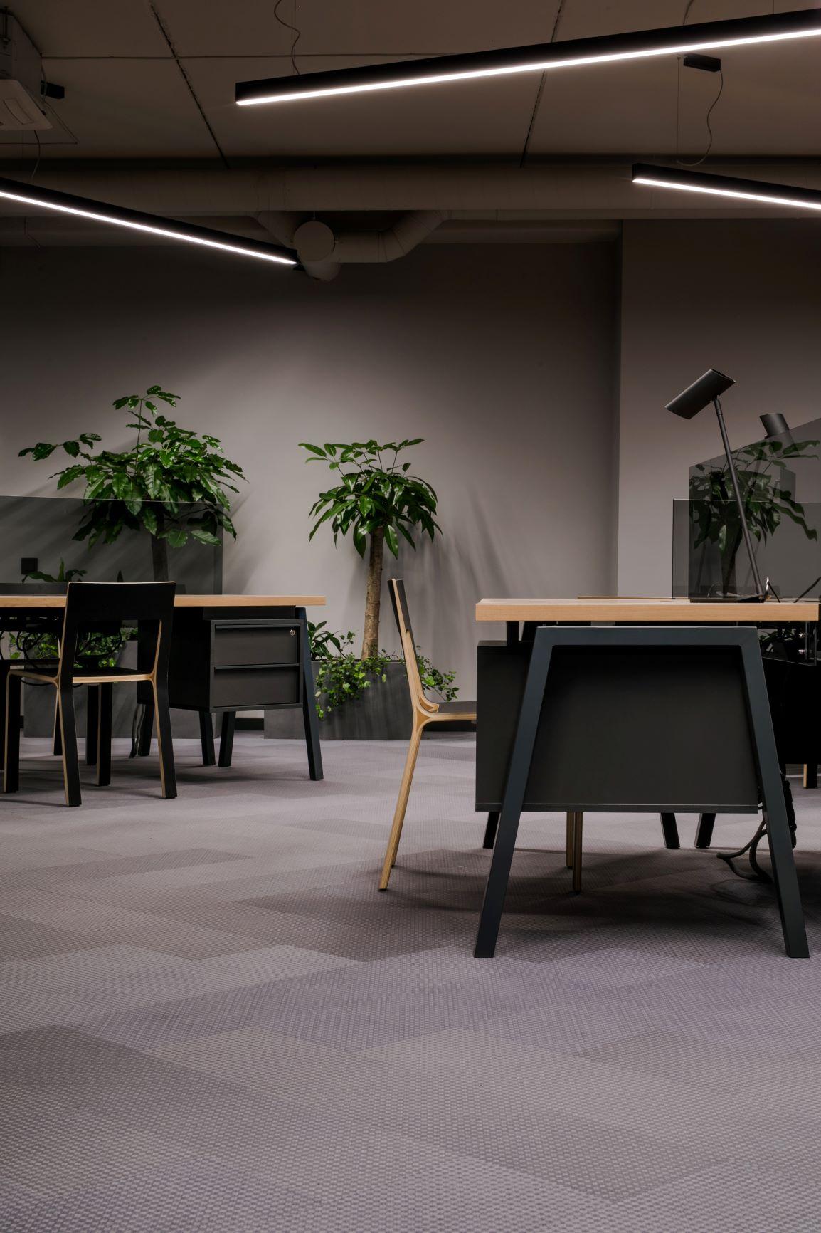 Darba vietas kopstrādes birojā Rīgā