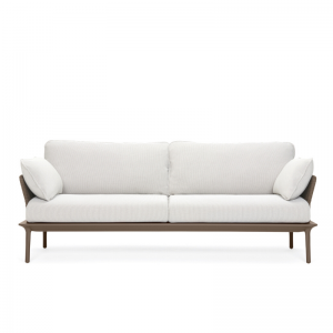 Trīsvietīgs dārza dīvāns Reva
