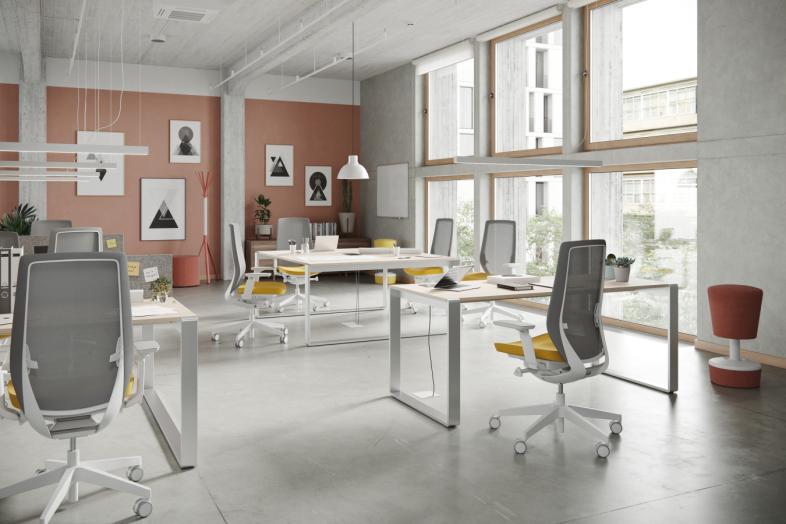 Accis Pro biroja krēsli