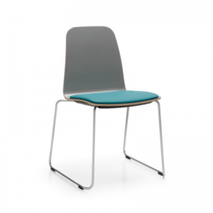 Universāls apmeklētāju krēsls COM