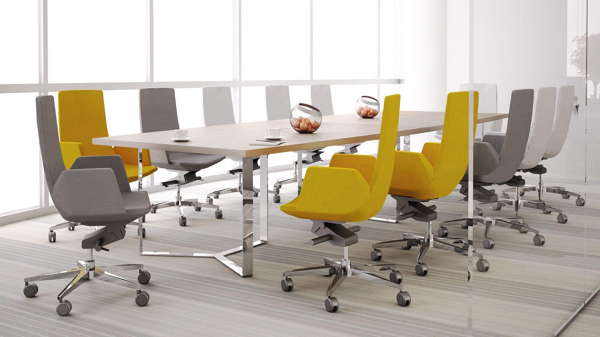 NORTH CAPE komfortabls konferenču krēsls