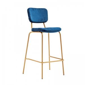 Epocc retro augstais krēsls