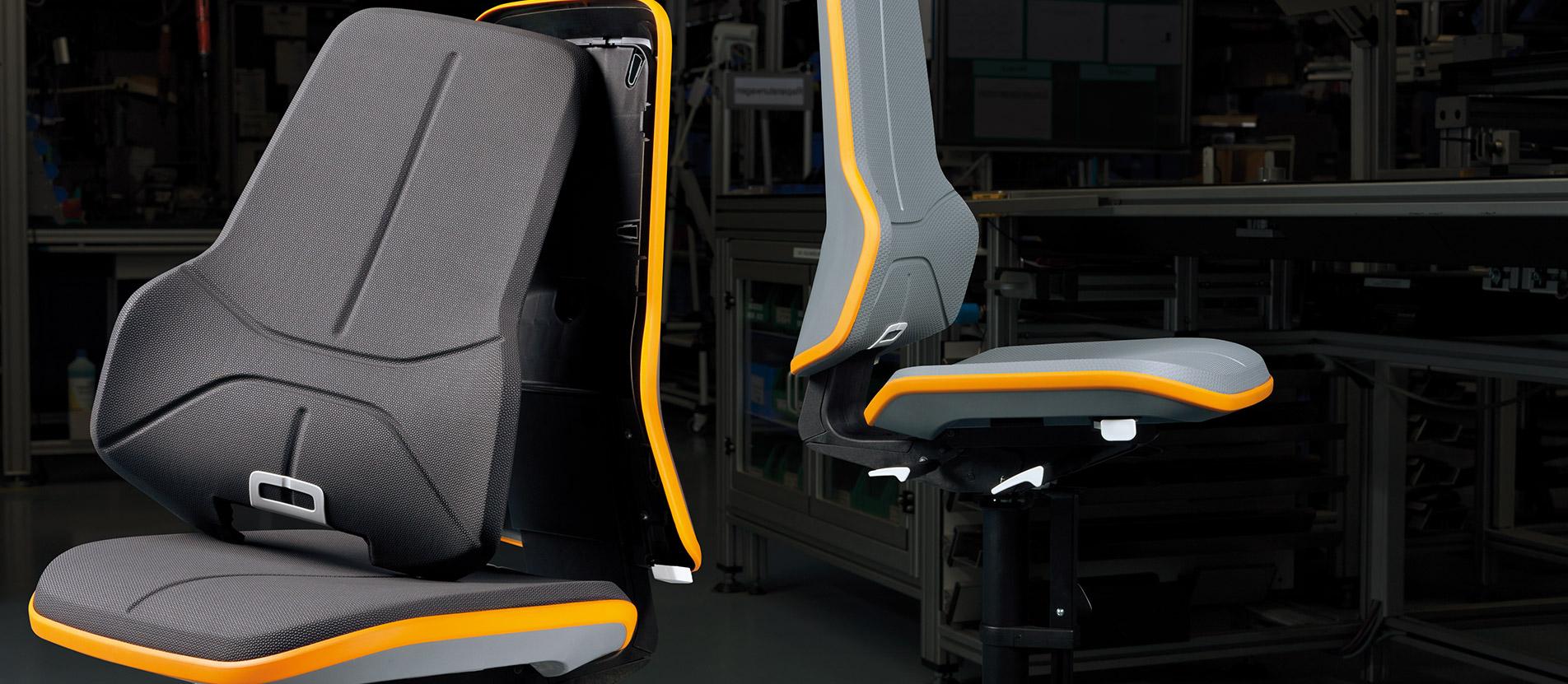 Laboratorijas krēsls Neon