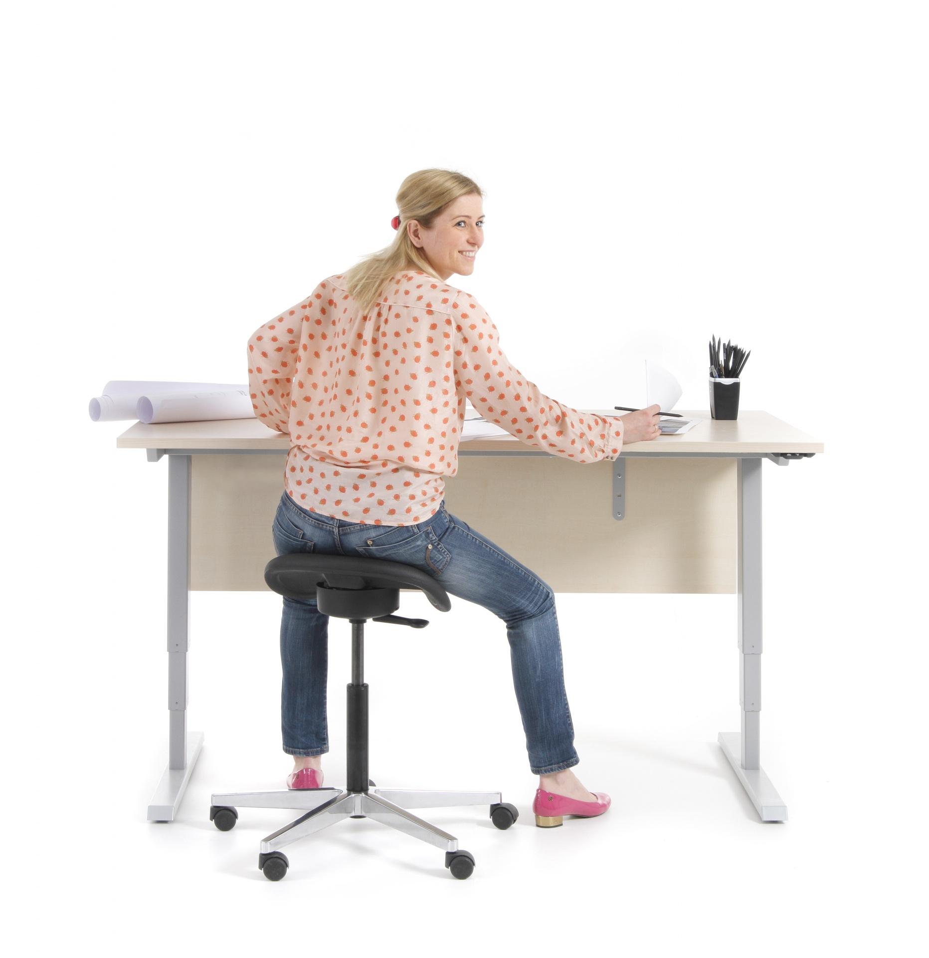 Selo ergonomisks krēsls