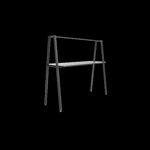 Oriģināls augstais galds Spin
