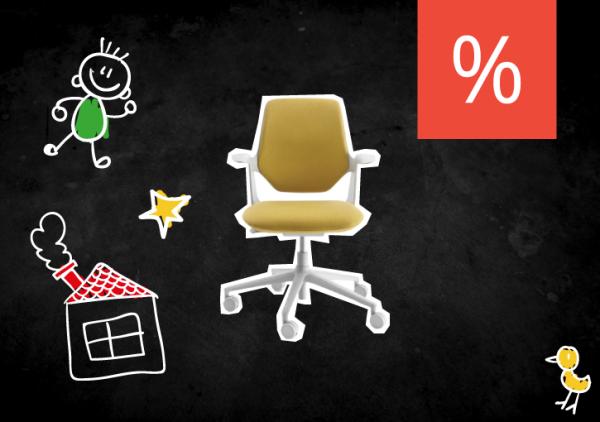 Visu septembri iegādājies mēbeles mājas birojam un skolēna darba vietai ar 25% atlaidi