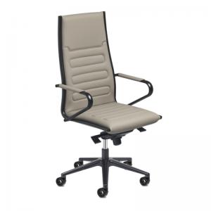 Izsmalcināts biroja vadītāja krēsls Classic +