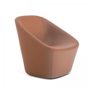 Pilnībā polsterēts atpūtas krēsls mājai, viesnīcām un kafejnīcām