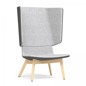 TANGO atpūtas krēsls ar augstu atzveltni