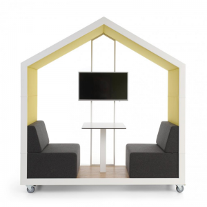 Treehouse divvietīga akustiskā telpa