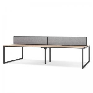 rindu galdu sērija ar O formas kājām