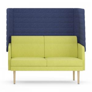 ARCIPELAGO dīvāns ar akustiku uzlabojošu atzveltni