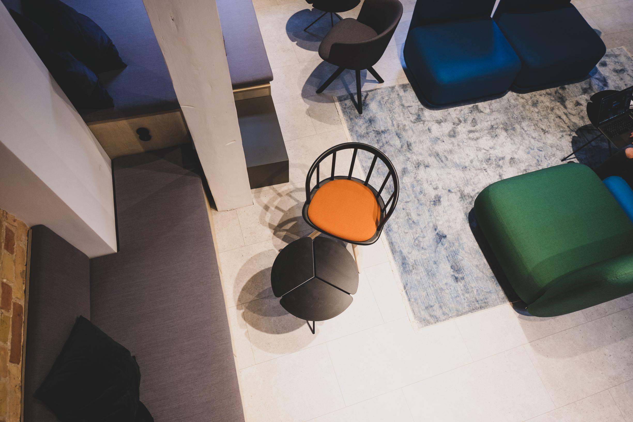 Xpate radošas biroja telpas Rīgā
