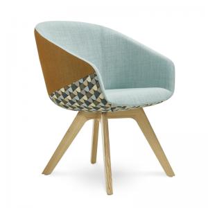 OX_CO mīksts apspriežu krēsls