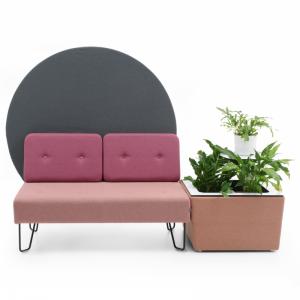 U_Floe modulārs dīvāns