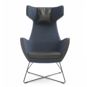 Umm dizaina atpūtas krēsls