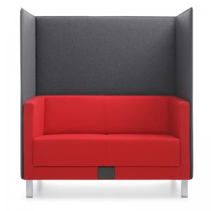 Vancouver Lite dīvāns ar augstām sienām
