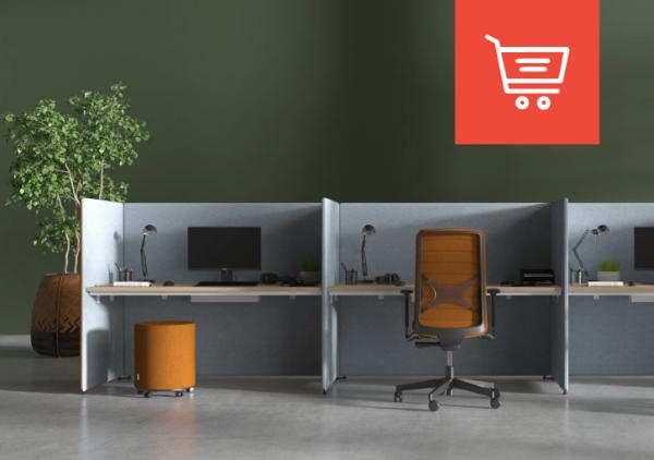 e-veikala atklāšanas svētki - atlaides elektriski augstumā regulējamiem galdiem un visiem TANGO, TULA un WIND krēsliem