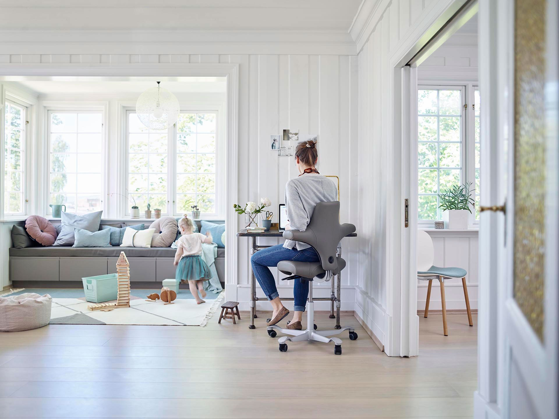 Ilgtspējīgas mēbeles